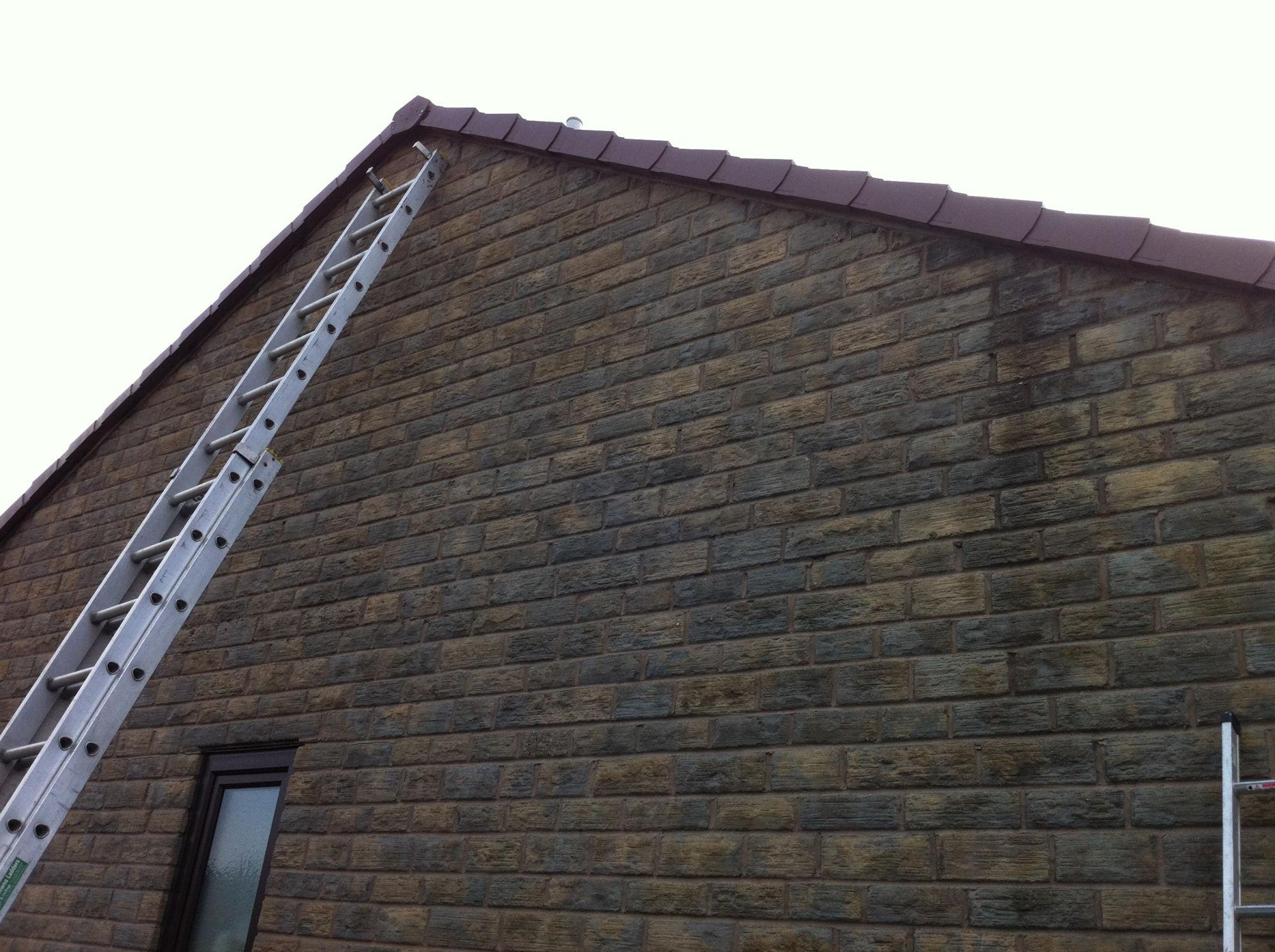 Fixing roof tiles in Burnley