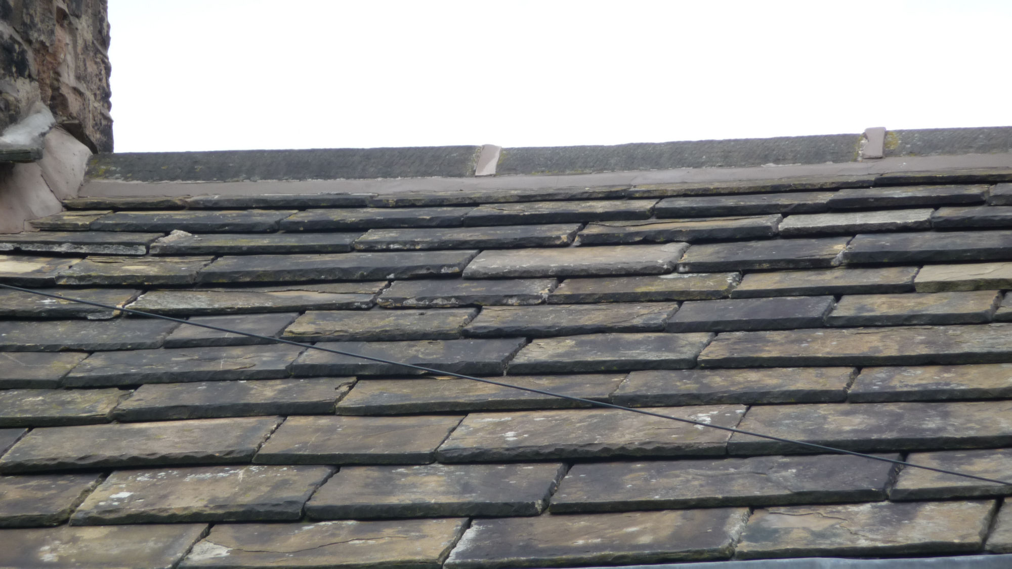 Dry Verge And Ridge Systems In Burnley And Pendle